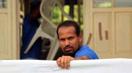 Yusuf Pathan made no mention of cough syrup in doping control form