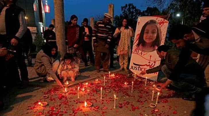 Zainab rape and murder case in Pakistan