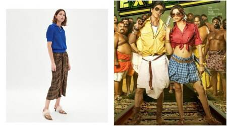 Zara is selling 'lungis' worn by South Asian men for a whopping Rs 5,000;interested?!
