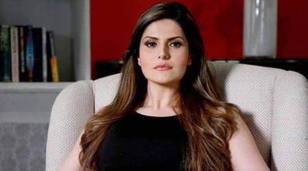 Zareen Khan was last seen in 1921 alongside Karan Kundra