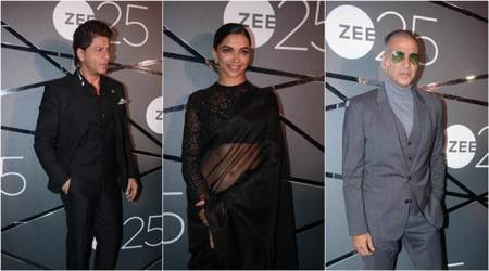 From Shah Rukh Khan to Deepika Padukone, here are all the celebrities who added glamour to Zee's 25th anniversary