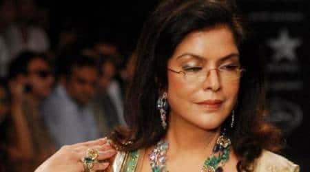 Zeenat Aman files molestation and stalking complaint againstbusinessman