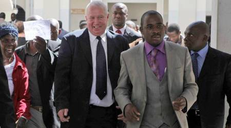 Helicopter with Zimbabwe opposition leader Roy Bennett crashes, kills 5