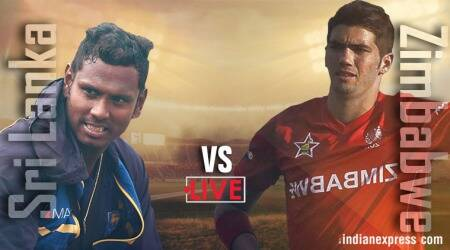 Sri Lanka vs Zimbabwe Live Cricket Score, 2nd ODI:Sri Lanka steady after early setbacks