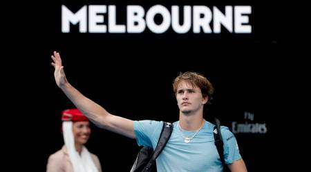 Australian Open 2018: Alexander Zverev collapses to defeat by South Korea's Hyeon Chung