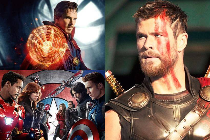 marvel cinematic universe india box office