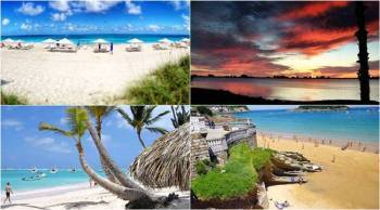 Top 10 Beaches Around The World That You Must Visit In 2018 Lifestyle Gallery News The Indian Express