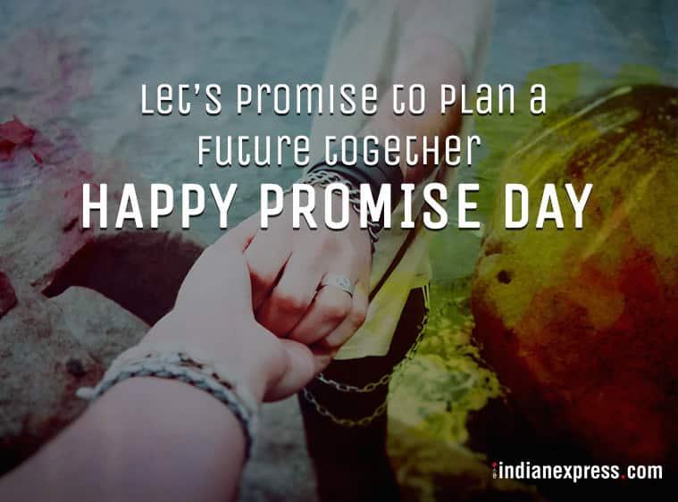 Happy Promise Day 2018, promise day wishes, promise day best quotes, promise day images, promise day shayris, promise day photos sms, promise day facebook status, valentine week, valentine's day, indian express, indian express news