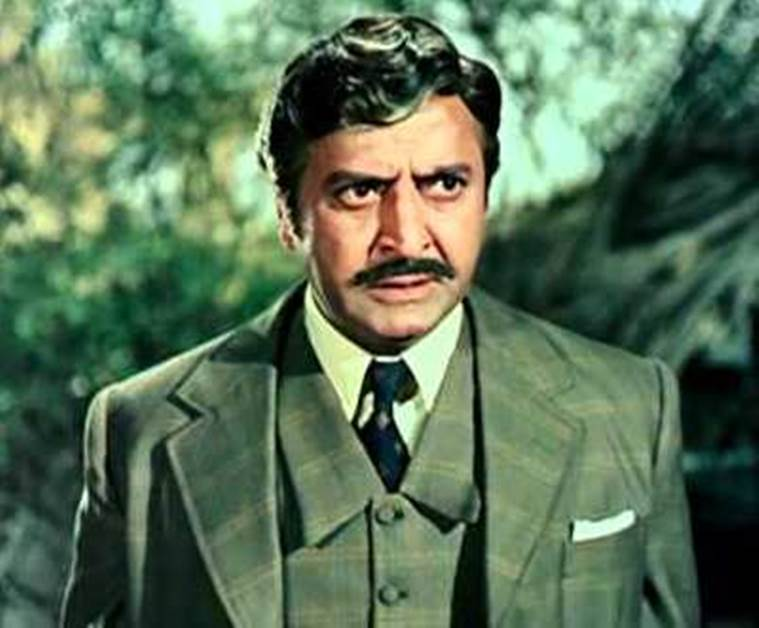 Pran 98th birth anniversary