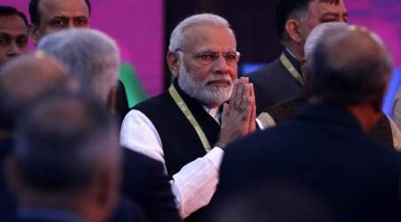 Red carpet, not red tape will welcome you, says PM Narendra Modi at UP Investors' Summit 2018
