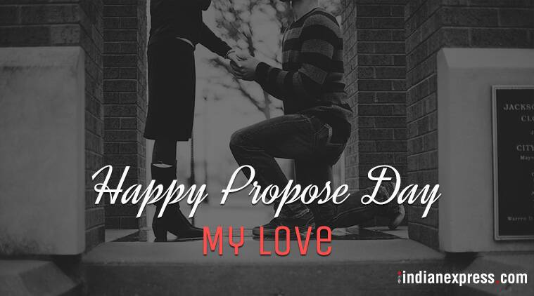propose day, propose day 2018, how to propose, ways to propose, what to give on propose day, Indian express, Indian express news