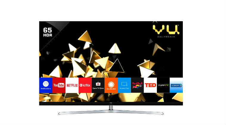 Vu launches 65-inch and 75-inch Quantum Pixelight LED TVs: Price, specs andmore