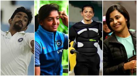 Four Indian sportspersons in Forbes India 30 Under 30list