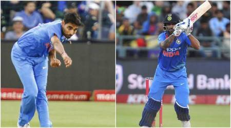 Bhuvneshwar Kumar, Shikhar Dhawan make significant movement in ICC T20I Player Rankings