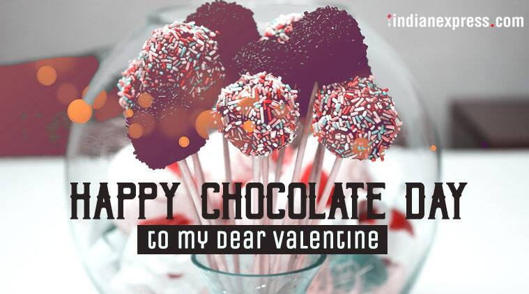 Happy Chocolate Day 2018 Wishes Images Best Quotes Photos Sms