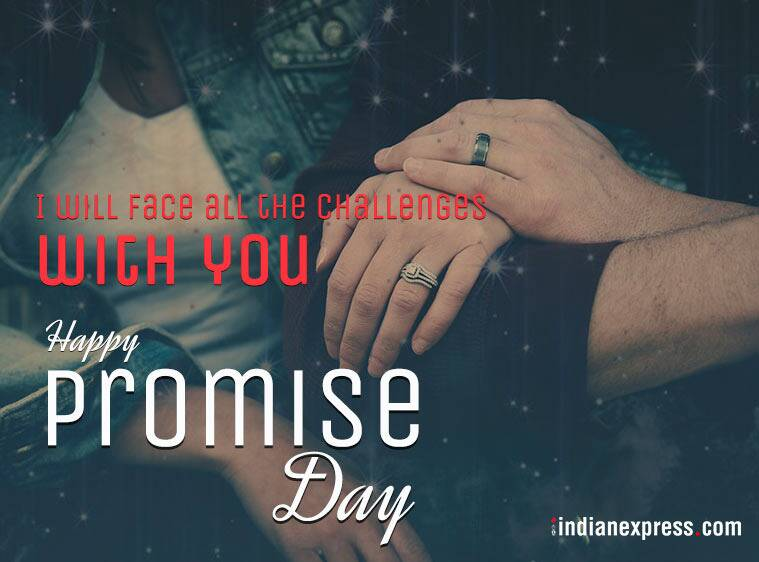 Happy Promise Day 2018, promise day wishes, promise day best quotes, promise day images, promise day shayris, promise day photos sms, promise day facebook status, valentine week, valentine's day, indian express, indian express news