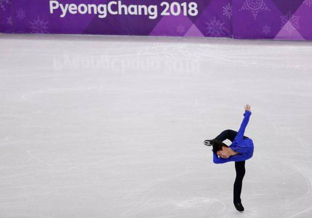 Winter Olympics 2018: Best photos of Day 7 in PyeongChang