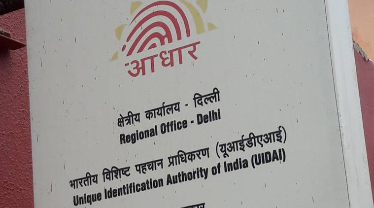 aadhaar card, aadhaar data leak, biometric data, supreme court, uidai, aadhaar act, indian express
