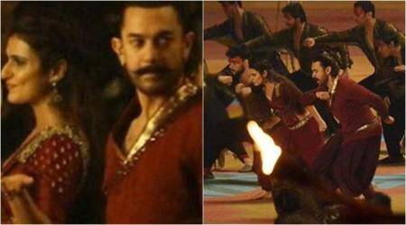 Thugs of Hindostan: Dangal duo Aamir Khan and Fatima Sana Shaikh to now shake a leg together