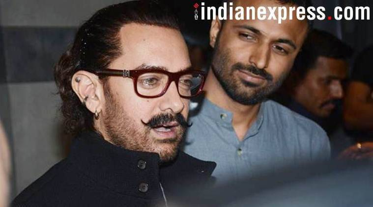 Aamir, Kiran, Zaira celebrate SECRET SUPERSTAR success in China