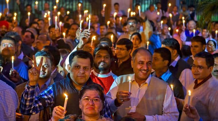 Chief Secretary Anshu Prakash alleges assault by AAP MLAs at midnight meeting