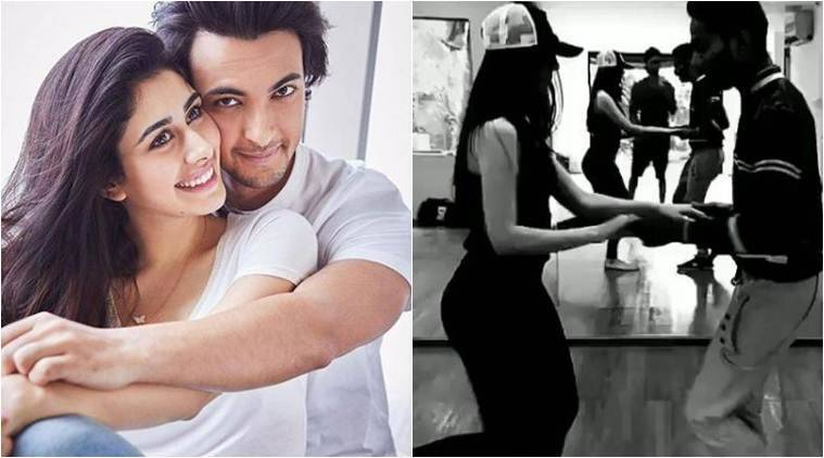 Warina Hussain and Aayush Sharma's first look from Loveratri is out