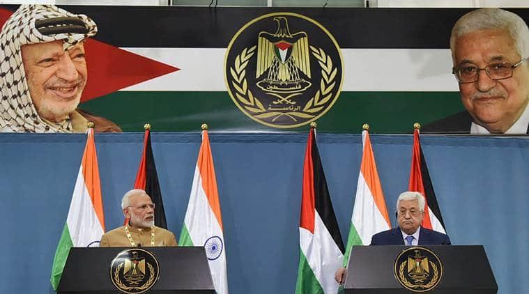 Israel, Mahmoud Abbas, Israel-Palestine, East Jerusalem, Donald Trump, world news, Indian Express news
