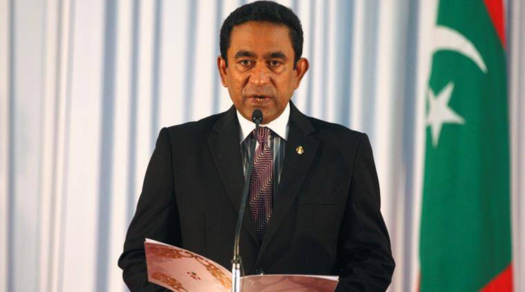 Maldives, India-Maldives, President Abdulla Yameen, Maldives Supreme Court, Maldives authoritarian rule, Indian express news