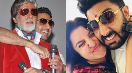 Happy birthday Abhishek Bachchan: Farah Khan to Anil Kapoor, celebs wish Junior Bachchan