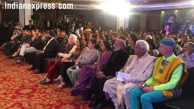 Bollywood Actress Tabu in Express Adda