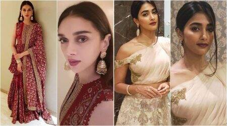 Go easy or go all out with ethnic wear: Aditi Rao Hydari, Pooja Hegde show us how