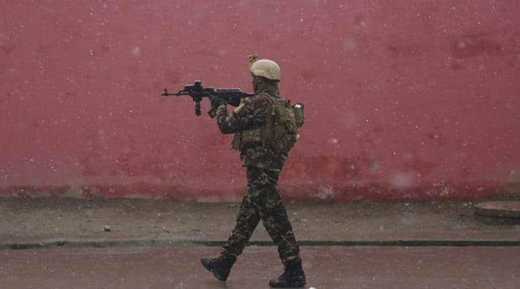 afghanistan raid, chinese killed, uzbekistan, isis militant, islamic stare, afghanistan us air raid, indian express