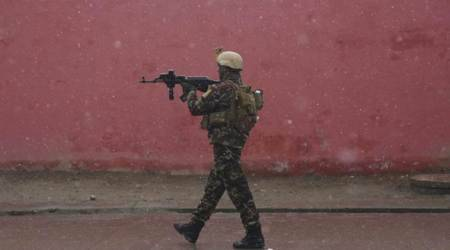 Afghan official: Chinese, Uzbek IS militants killed in raid