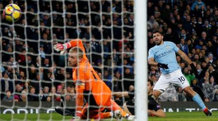 Sergio Aguero and Kevin De Bruyne lift Manchester City to newheights