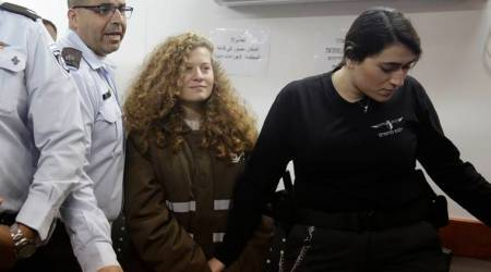 Ahed Tamimi, Palestinian teen protest icon, to be tried by Israeli military court