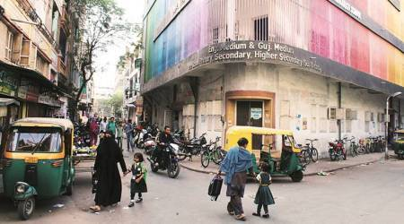 Changed by 2002 riots, Ahmedabad school now has shades ofrainbow