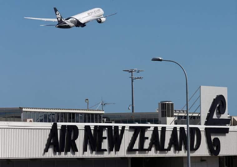 New Zealand, Cyclone Gita, Air New Zealand, New Zealand cyclone, Indian express news