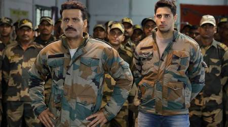Aiyaary box office collection day 4: Will Sidharth Malhotra and Manoj Bajpayee film survive the week test?