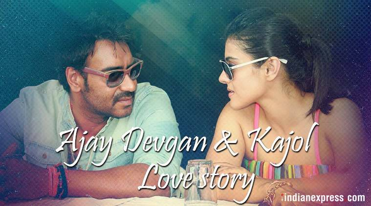 It was not love at first sight for ajay devgn and kajol the real ajay devgn kajol love story altavistaventures Images