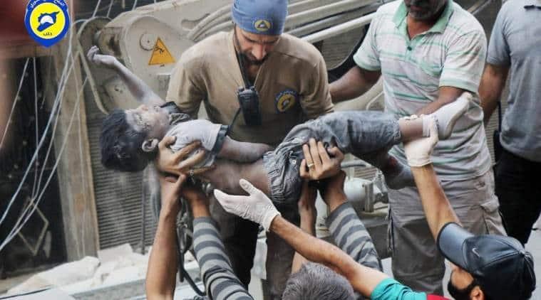 World fails to stop war on children