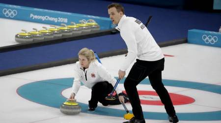 Russian curlers to hand back bronze medals after positive doping test: TASS