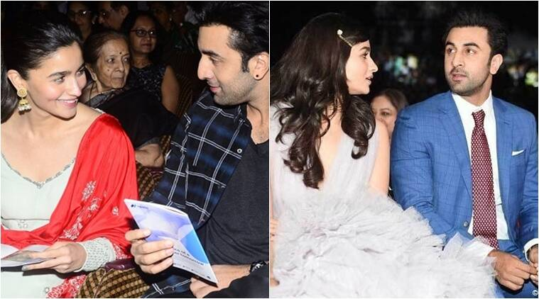 Are Ranbir Kapoor and Alia Bhatt allegedly in a relationship?