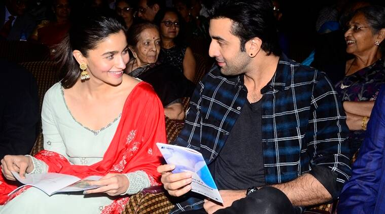 Ranbir and Alia are a flourishing couple?
