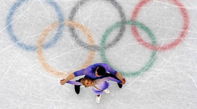 Pyeongchang Games, Pyeongchang Games news, Pyeongchang Games updates, Winter Olympics, Aljona Savchenko, Bruno Massot, sports news, Indian Express