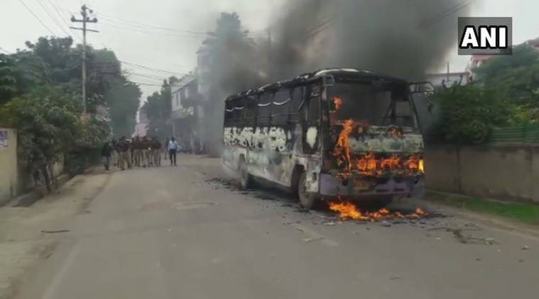 Allahabad: Widespread violence after killing of Dalit student
