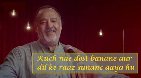 """Poem nahi yeh friend request hai,"" actor Alok Nath extends a friendly hand to youngsters"