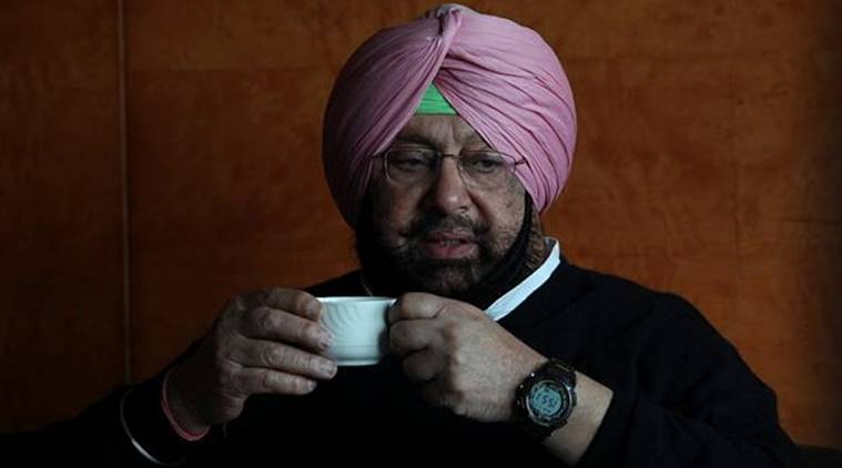 Amarinder Singh on unemployment