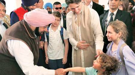 Have Justin Trudeau's word against support to separatists: Amarinder Singh