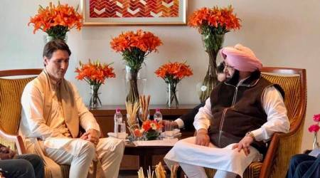 Amarinder Singh meets Justin Trudeau, gives list of names of those linked to Khalistan movement