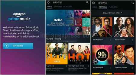 Amazon Prime Music launched in India for Android, iOS andweb